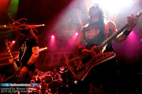 Permalink to: Hellyeah Live at Belasco Theater – Los Angeles, CA 12/09/2016
