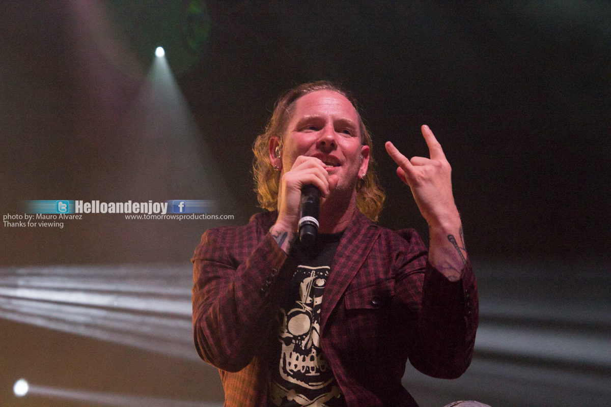 Permalink to: Stone Sour Live at Revention Center -Houston, Texas 10/15/2017