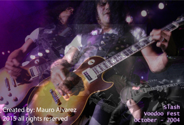 Slash - Live in New Orleans 2004